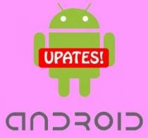 Android logo updates